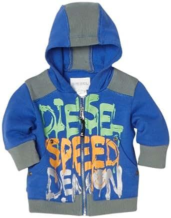 Diesel  Baby Boy's Sakinyb Sweater blue 12 months