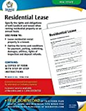 Residential Lease Forms (Made E-Z)
