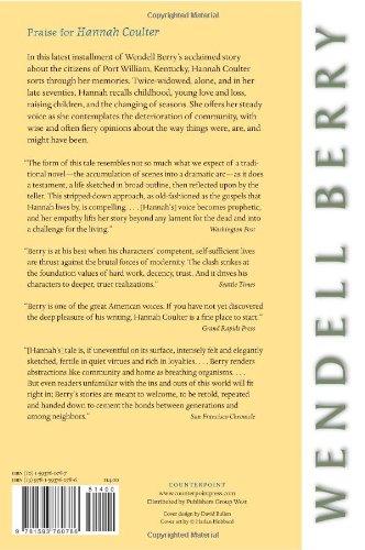 Hannah Coulter: A Novel: 0