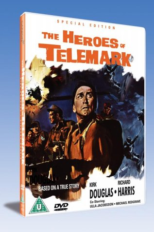 The Heroes of Telemark [DVD] [1965]