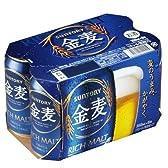 サントリー 金麦 350ml缶×6本