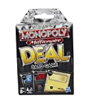 Monopoly Deal Millionaire Card Game