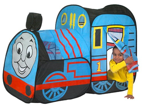 Beau Great Price Playhut Thomas The Tank Train Engine Play Tent For $24.99