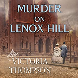 Murder on Lenox Hill Audiobook