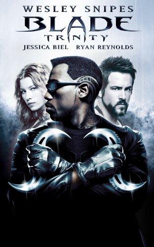 Blade Trinity [VHS]