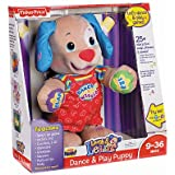 Fisher-Price Laugh & Learn Dance and Play Puppy (Age: 9 months and up)