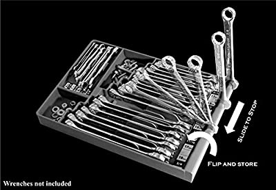 Wrench Organizer - Black