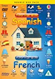 echange, troc First Fun With Spanish & French [VHS]