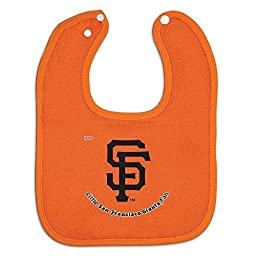 San Francisco Giants FULL COLOR SNAP BIB SINGLE - Team color body by McArthur