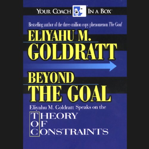 goldratt essays on the theory of constraints In the 1980's, dr eli goldratt publicized the theory of constraints, which improved upon just-in-time methodologies, and in the 1990's, goldratt adapted the theory of constraints to project management in his book critical chain.