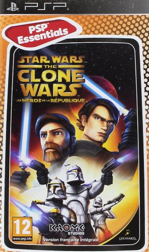 Star Wars The Clone Wars – Les Héros De La République