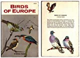 img - for Birds of Europe (A Golden Guide) book / textbook / text book