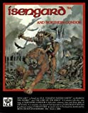 Isengard and Northern Gondor (Middle Earth Role Playing/MERP Book + Full Color Regional Map)