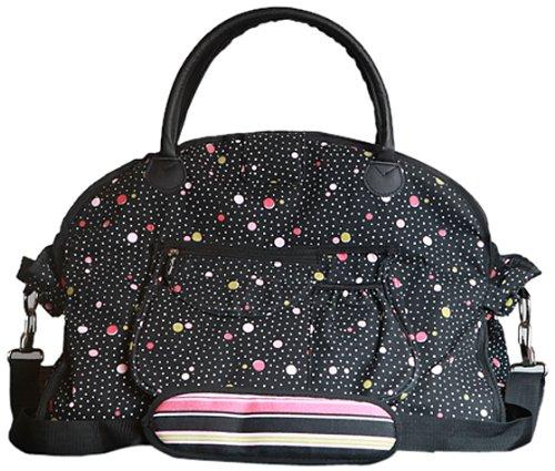 sassy-caddy-womens-flirty-fitness-tote-bag-hot-pink-light-pink-black-white