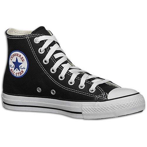 CONVERSE Shoes - CT AS HI - 1S581 - black leather, Größe:39.5