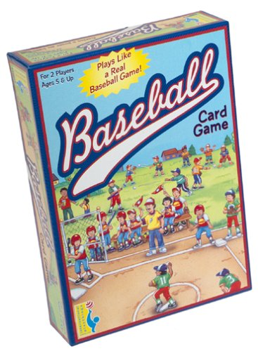 IPlay Baseball Card Game