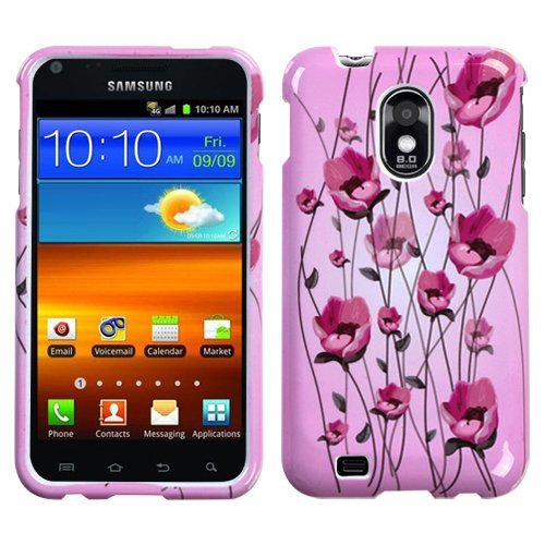 Sunroom Phone Protector Faceplate Cover For Samsung D710(Epic 4G Touch) Sprint, R760(Galaxy S Ii)