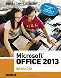 img - for Microsoft Office 2013: Advanced (Shelly Cashman Series) book / textbook / text book