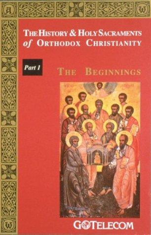 History and Holy Sacraments [VHS]