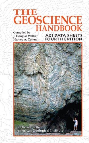 Geoscience Handbook: The AGI Data Sheets, 4th Edition