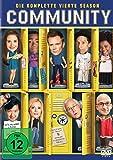 Community -  Die komplette vierte Staffel [2 DVDs]