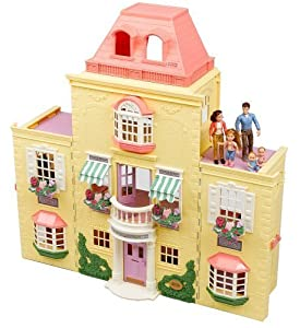 Amazon.com: Fisher Price Loving Family Twin Time Doll ...