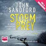 Storm Prey (       UNABRIDGED) by John Sandford Narrated by Richard Ferrone