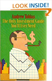 The Only Investment Guide You'll Ever Need by Andrew Tobias 1980 Paperback VG