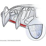 Passend für Seat Ibiza ST Kombi (4. Generation, 8tlg Set) Einstiegsleisten / Türeinstiege, Lackschutzfolie für Einstiege transparent 150µm