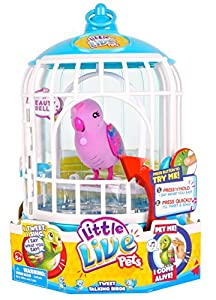 Little Live Pets Cage #2 Beauty Bella Bird Cage from Little Live Pets