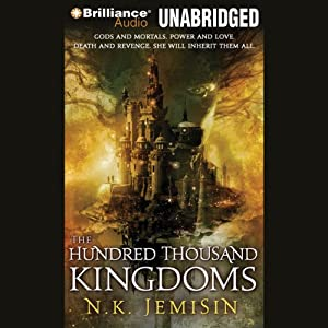 The Hundred Thousand Kingdoms Audiobook