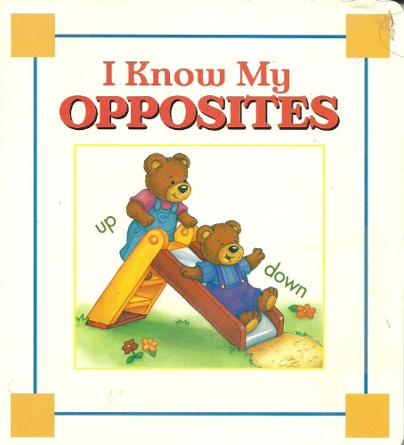 I Know My Opposites PDF
