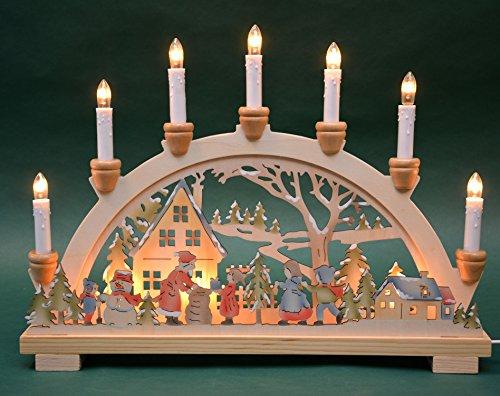 weihnachts schwibbogen preisvergleiche. Black Bedroom Furniture Sets. Home Design Ideas