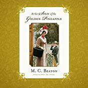 At the Sign of the Golden Pineapple: The Love and Temptation Series, Book 2 | M. C. Beaton - Marion Chesney