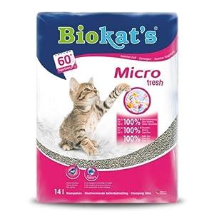 Biokats 28463 Micro Fresh 14 Liter