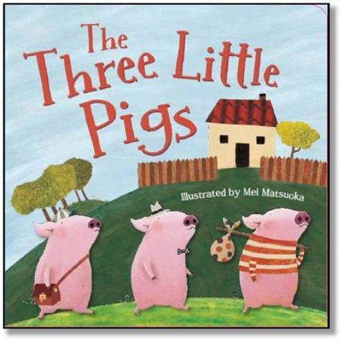 The Three Little Pigs (Fairytale Boards) PDF