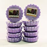 Yankee Candle - 10x Lilac Blossoms Wax Potpourri Tarts