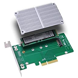 2013 MacBook Pro + Air 28 Pin SSD to PCI-e 4X Adapter SanDisk SD6PQ4M