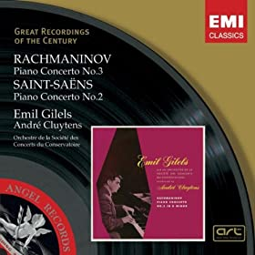 Rachmaninov, Piano Concerto No.3/ Saint-Sa�ns, Piano Concerto No.2