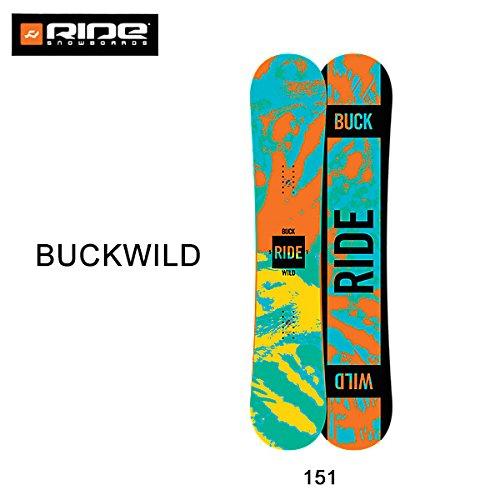 (ライド)RIDE スノーボード BUCKWILD 151/日本正規品 ride-1619