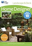 Chief Architect Home Designer Landscape and Deck 10 [Download]