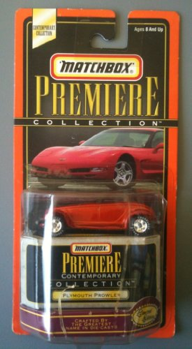 MATCHBOX 1998 Premiere Contemporary Collection Limited Edition - Plymouth Prowler