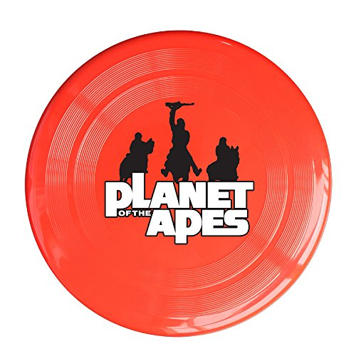 SAXON13 Cool The Planet Of Apes 150g Red Toys Flying Disc