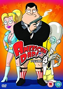 American Dad! - Volume 4 [DVD]