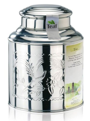 Agua De Jamaica - Fruit Tea - In A Tea Caddy - Ø 170 Mm, Height 220 Mm (1 Kilo)