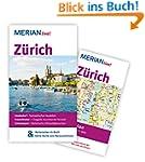 Z�rich: MERIAN live!  Mit Kartenatlas...