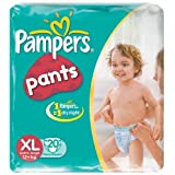 Pampers Extra Large Size Diaper Pants (20 Count)