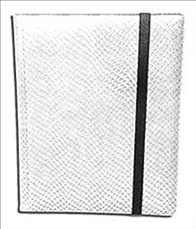 Legion Supplies BN9DHW Binder 9 Pocket Elder Dragon Hide White