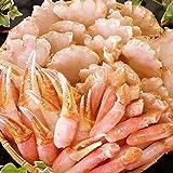 海鮮蟹工房 かにしゃぶ食べ放題福袋 2.0kg入り
