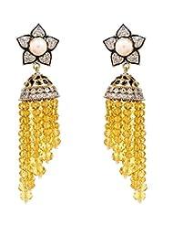 Akshim Multicolour Alloy Earrings For Women - B00NPYA0C6